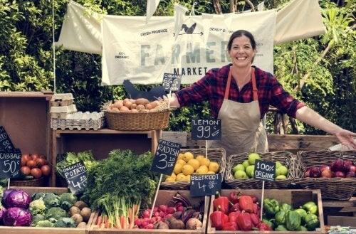 Organisk mat: er det egentlig sunnere?