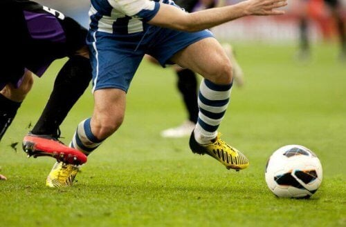 Reglene i fotball blir bestemt av IFAB.