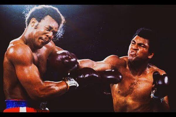 Ali og Foreman