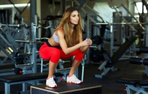 Treningsutstyr for CrossFit