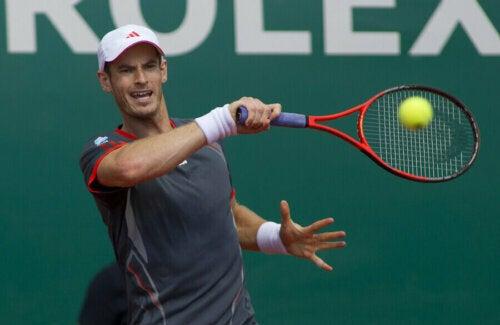 La oss analysere tennisspilleren Andy Murray