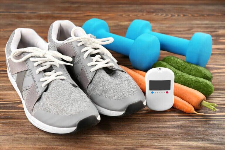Diabetes og idrett: et sammensatt forhold