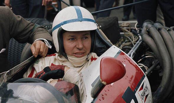 John Surtees i formel 1.