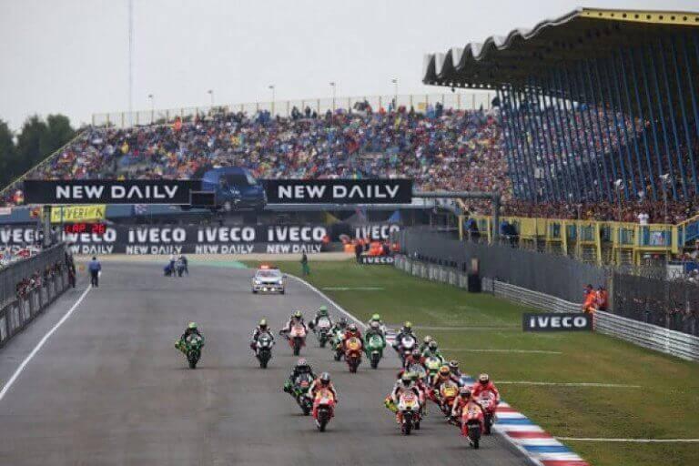 De beste MotoGP banene i verden: Assen.