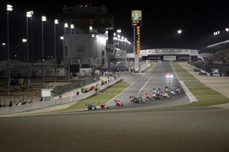 De beste MotoGP banene i verden: Losail.