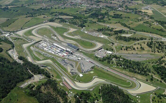 De beste MotoGP banene: Mugello.