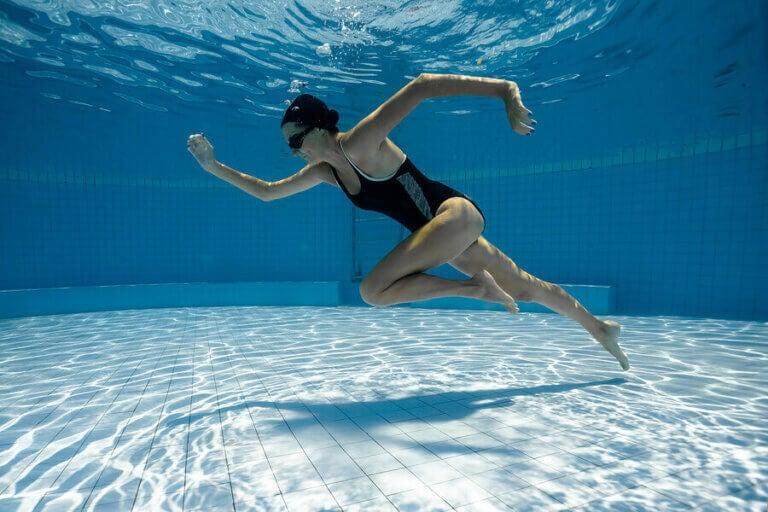 Hva aquajogging er og hva slag fordeler det gir