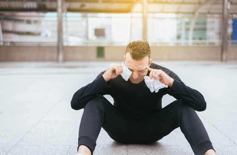 Forholdet mellom depresjon og idrett