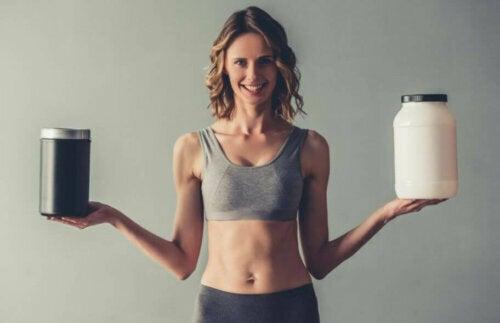 De 5 beste kosttilskuddene som gir muskler