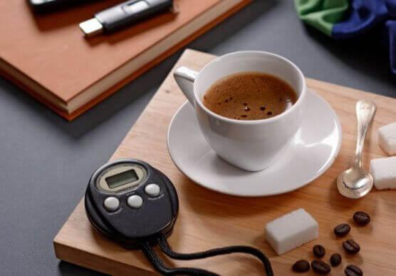 De viktigste crossfit-tilskuddene: En kopp kaffe