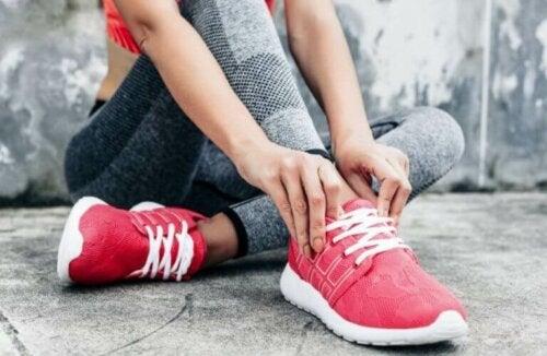 Fordelene med å bruke komfortable klær mens du trener