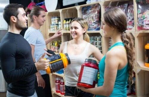 Hva du må huske på når du skal velge kosttilskudd