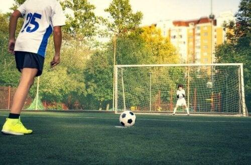Det økonomiske ansvaret ved idrettsanlegg