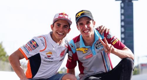 Brødrene Marquez.
