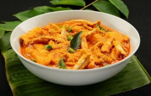 Mango- og karrisaus: en smakfull oppskrift