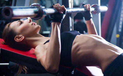 overtrene musklene dine - muskelvekst