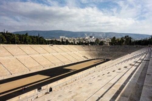 Et besøk til det eldgamle stedet for OL: Olympia