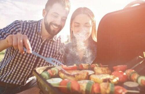 De beste oppskriftene på sunn grillmat