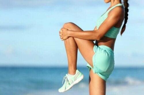 Oppvarmingsøvelser for å gjøre kroppen din klar