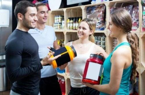 Tre viktige kosttilskudd for den fysiske utviklingen din