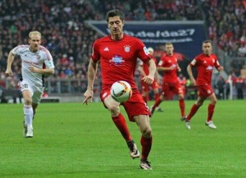 Historien om Bayern München: En stjerne er født