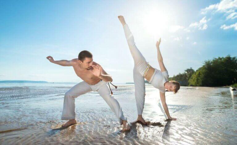 Capoeira som dans, kunst eller sport?