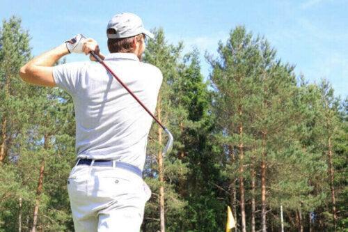 En liste over de beste golfspillerne i historien