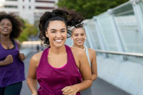 Å løpe: en behagelig øvelse for hjernen din