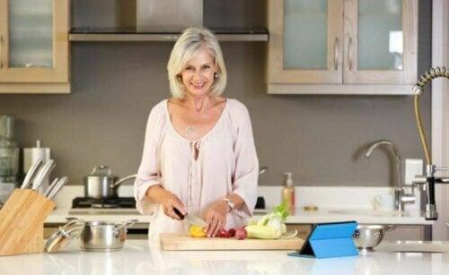 Nyttige matvarer for å senke kolesterolet