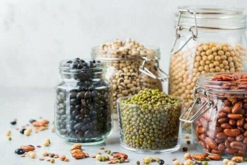 Proteiner fra grønnsaker for å øke prestasjonene dine