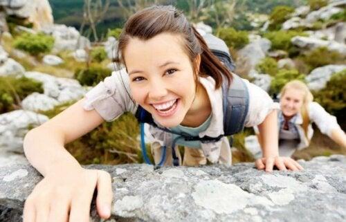 7 fordeler med å utøve idrett for moro skyld