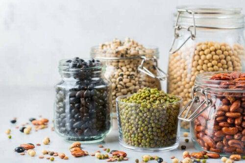 Vegetabilsk protein - belgfrukter