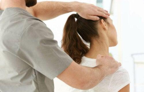 Fysioterapi for muskel- og skjelettsystemet