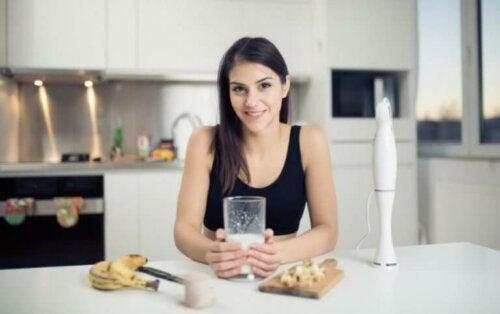 Myseprotein og effekten på kostholdet vårt