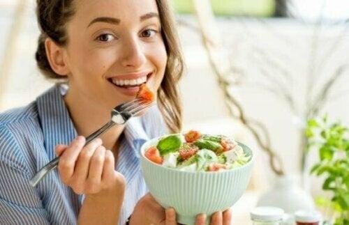 Kjøttfrie kosthold: de store fordelene ved vegetarisme