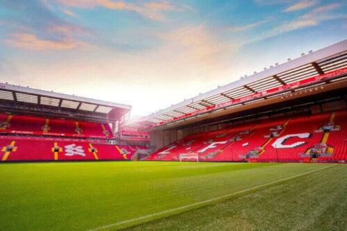 Anfield Stadium: en arena det er verdt å besøke