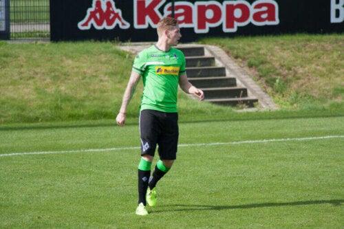 Spiller i tyske Bundesliga.