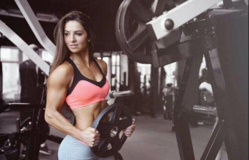 Seks tips for å gjøre fremskritt i treningen din