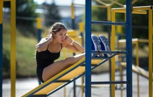 Tips for calisthenics-trening utendørs