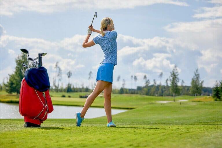5 råd for fysisk forberedelse for golfspillere