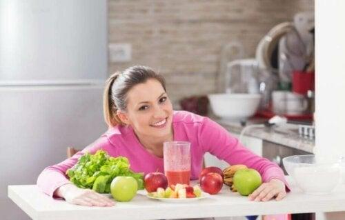 Funksjonell mat og kostfiber for et lengre liv