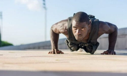 Fordelene ved å trene med en vektvest