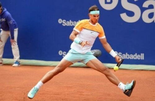 Rafael Nadal er uslåelig