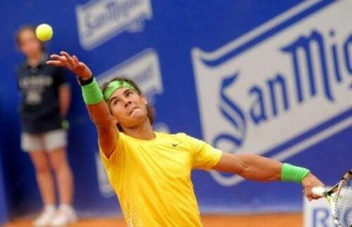 Spansk tennis - Rafael Nadal