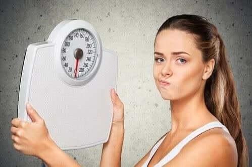 En økning i kaloriinntaket kan forårsake et kostholdsplatå.
