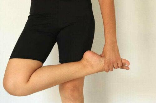 Slik kan du forbedre sirkulasjonen i bena