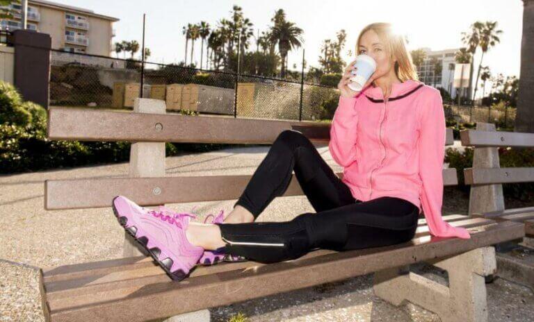 Koffein og idrett: En flott kombinasjon