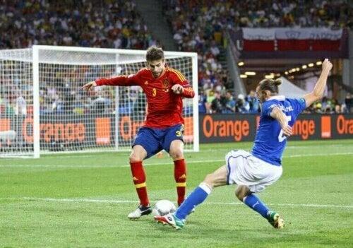 Rivalisering mellom nasjonale fotballag