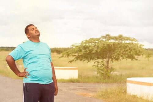 Hvorfor du ikke klarer å gå ned i vekt ved å løpe