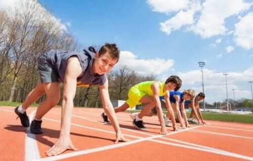 Barn og unge idrettsutøvere
